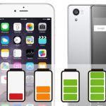 Xperia Z5 Premium против iPhone 6S Plus – время работы в одинаковых задачах