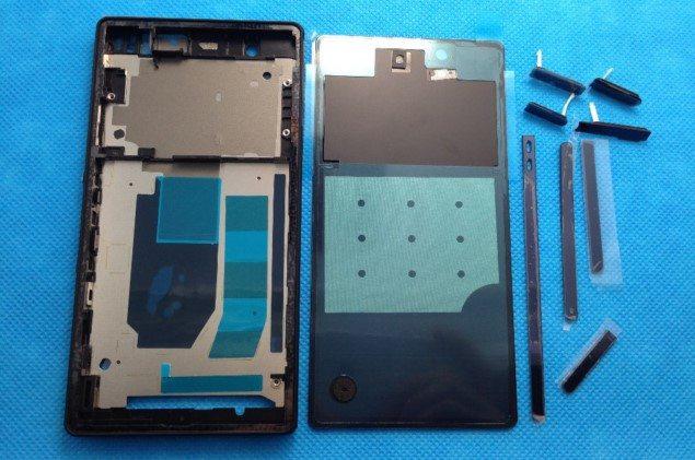 новый корпус для Sony Xperia Z