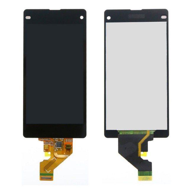 Дисплей Sony Xperia Z1 Compact + инструкция как заменить