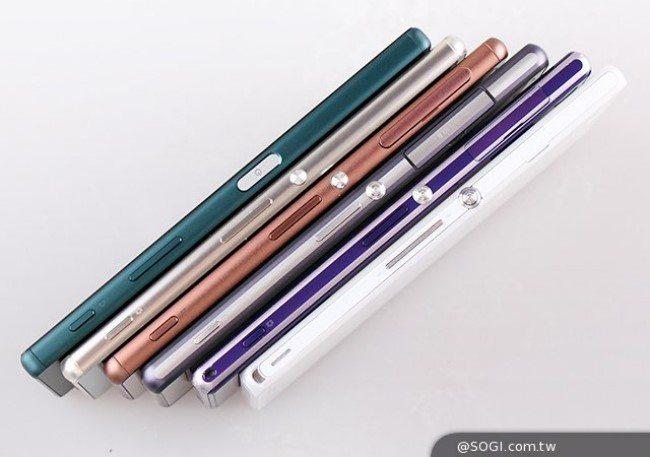 фото Sony Xperia Z5, Z3+, Z3, Z2, Z1, Z - все модели