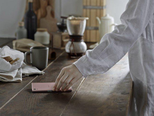 розовый Sony Xperia Z5 Pink