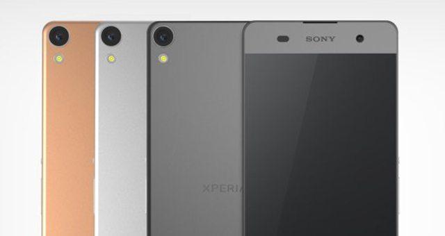 рендеры Sony Xperia C6