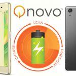 Технология Qnovo в Sony Xperia X – умная адаптивная зарядка