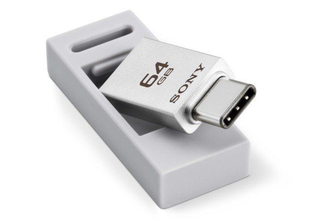 Sony USB CA1-серия Type-C и Type-A