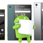Android 6.0 Marshmallow на Xperia Z5, Z3+ и Z4 Tablet может выйти уже 7 марта