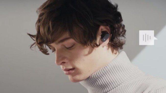 Xperia Ear умная бютус гарнитура