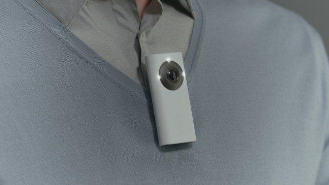 Xperia Eye 360 камера от Sony