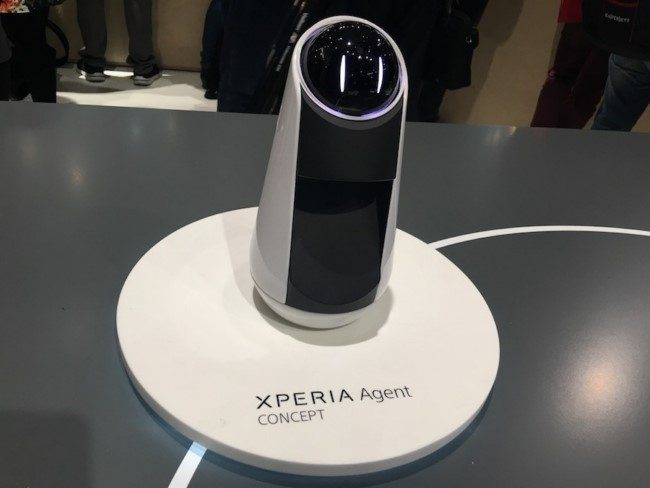 Xperia Agent домашний ассистент