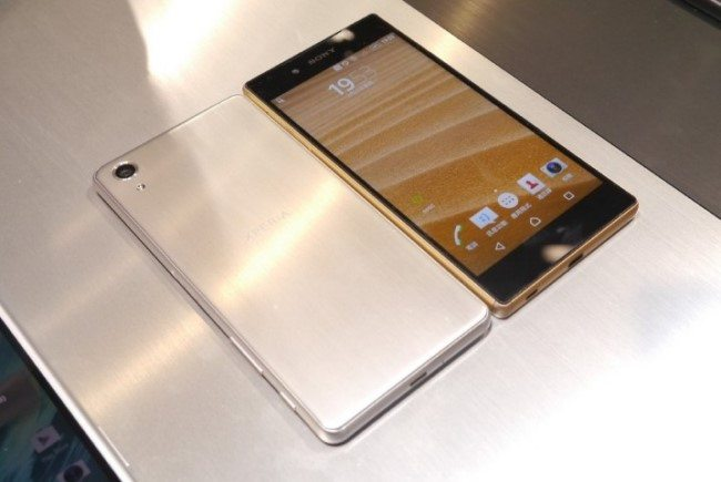 фото сравнение Sony Xperia X Performane и Xperia Z5