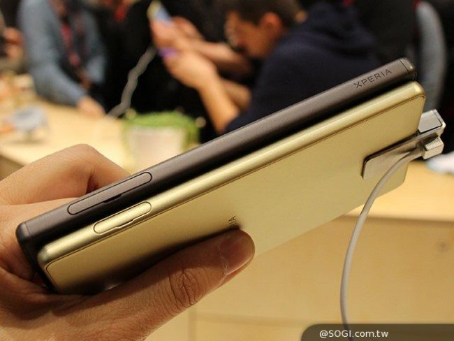 фото сравнение Sony Xperia X и Xperia Z5