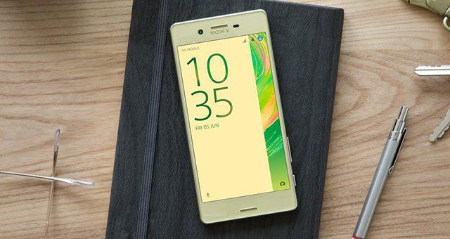 обзор Sony Xperia X - фото и характеристики смартфона