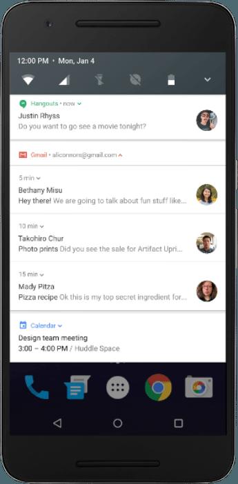 Android N (Android 7.0) – изменения, что нового, интересные функции