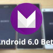 Android 6.0.1 Beta (23.5.A.0.486) для Xperia Z3, Xperia Z3 Compact, Xperia Z2 - скачать