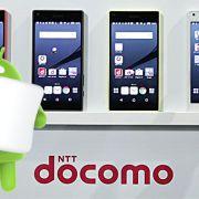 Android 6.0 на Sony Xperia Z5 NTT DoCoMo вышел в Японии