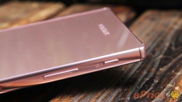 розовый Sony Xperia Z5 Premium Pink на фото