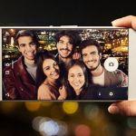 Серия живых фото Sony Xperia XA Ultra