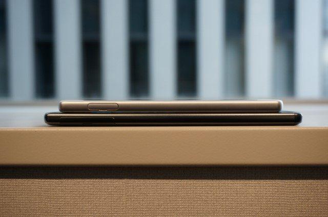 Sony Xperia XA Ultra и Xperia X живые фото