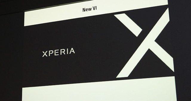 Xperia X серия - основа развития Sony Mobile 2016-2018