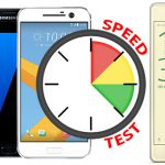 Скорость работы Sony Xperia X против Galaxy S7, HTC 10, LG G5