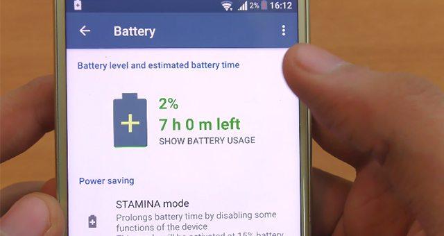 продолжительное время работы Sony Xperia X от заряда аккумулятора