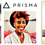 Легендарный редактор Prisma для Sony Xperia – картины из снимков