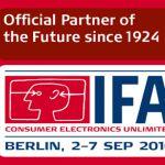 Sony едет на IFA 2016 – конференция состоится 1 сентября