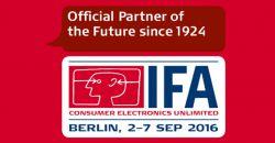 Sony проведёт пресс-конференция перед IFA 2016 уже 1 сентября