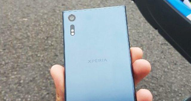 прототип Sony Xperia F8331- фото утечка