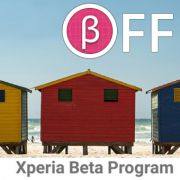 программа Xperia Beta закрыта