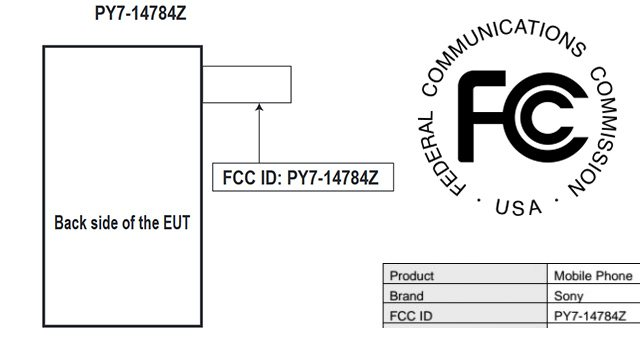 прототип смартфона sony сертифицирован в fcc