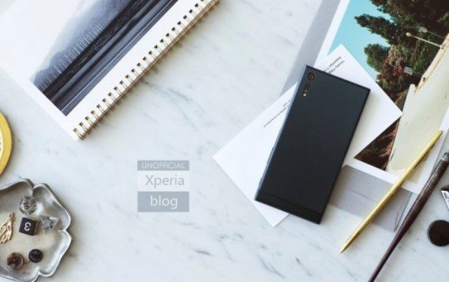 утечка рендеров Xperia X Compact и Xperia XZ