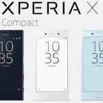 Sony Xperia X Compact – мини-смарфтон с топовой камерой