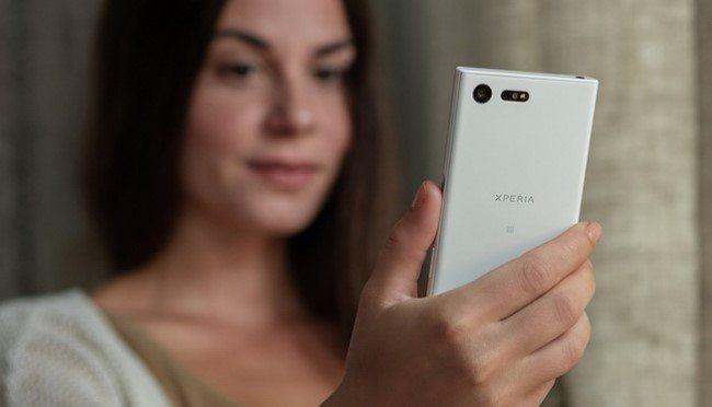 Sony Xperia X Compact представлен