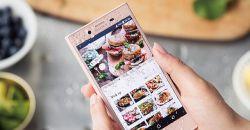 Sony Xperia X Compact с водозащитой и розовым цветом корпуса