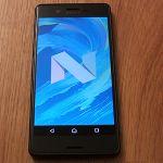 Вышла прошивка Android 7.0 Nougat на Xperia X Performance!