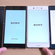 скорость работы Sony Xperia XZ vs Xperia Performance vs Xperia Z5 vs Xperia Z3