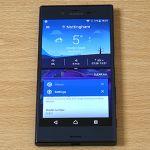 Sony Xperia XZ c Android 7.0 Nougat – визуальные изменения