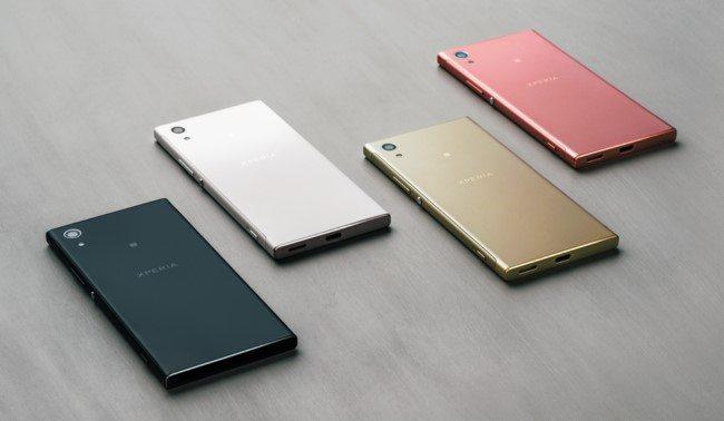 Sony Xperia XA1 представлен