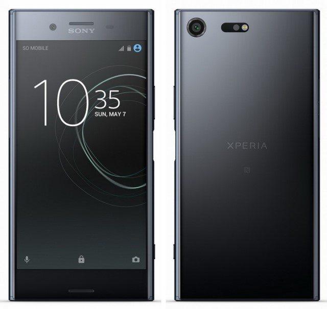 Sony Xperia XZ Premium представлен