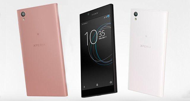 смартфон Sony Xperia L1 представлен