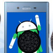 список Xperia получающих Android 8 Oreo