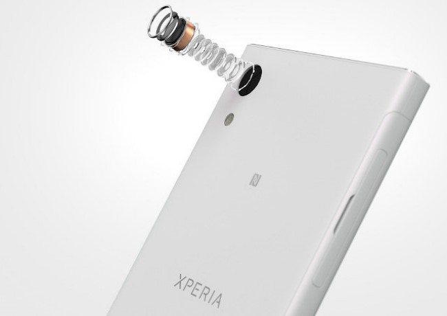 Sony Xperia XA1 камера