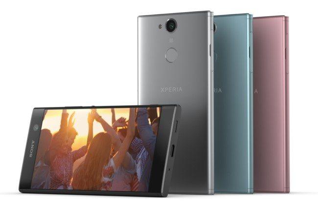 Xperia XA2 - новинка Sony 2018