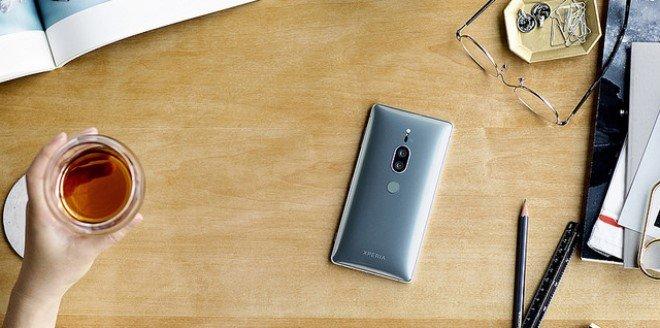 Sony Xperia XZ2 Premium представлен
