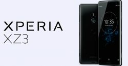 Sony Xperia XZ3 обзор, характеристики, особенности